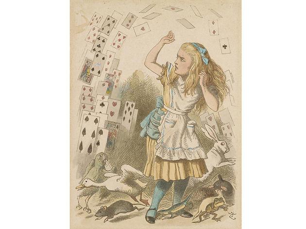 "Last chance: ""Alice: 150 Years of Wonderland"""