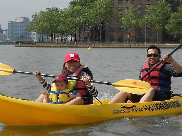 Long Island City Community Boathouse