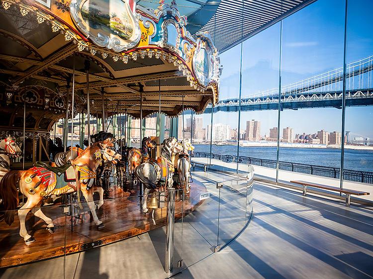 Jane's Carousel (Brooklyn Bridge Park)