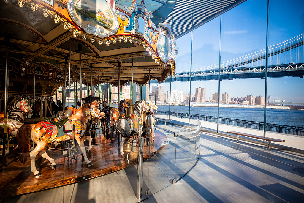 Jane's Carousel (Brooklyn Bridge Park)