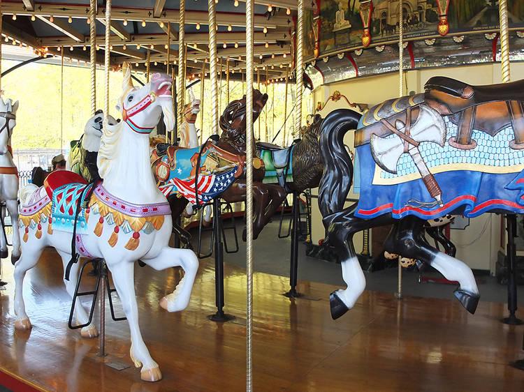 Carousel for All Children (Willowbrook Park)