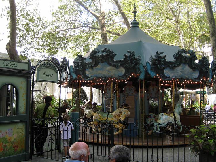 Le Carrousel (Bryant Park)