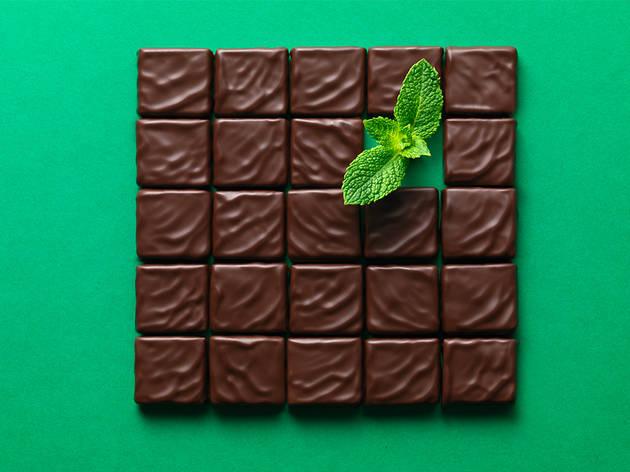 La Maison du Chocolat Tasting Afternoon