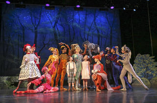 New York Theatre Ballet Presents Carnival of the Animals