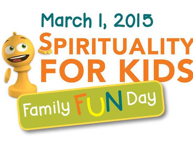 Spirituality for Kids Family Fun Day