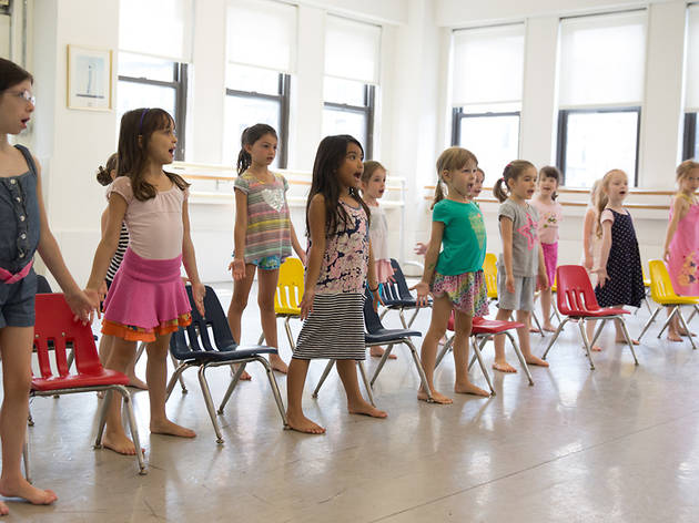 Summerdance at Ballet Academy East