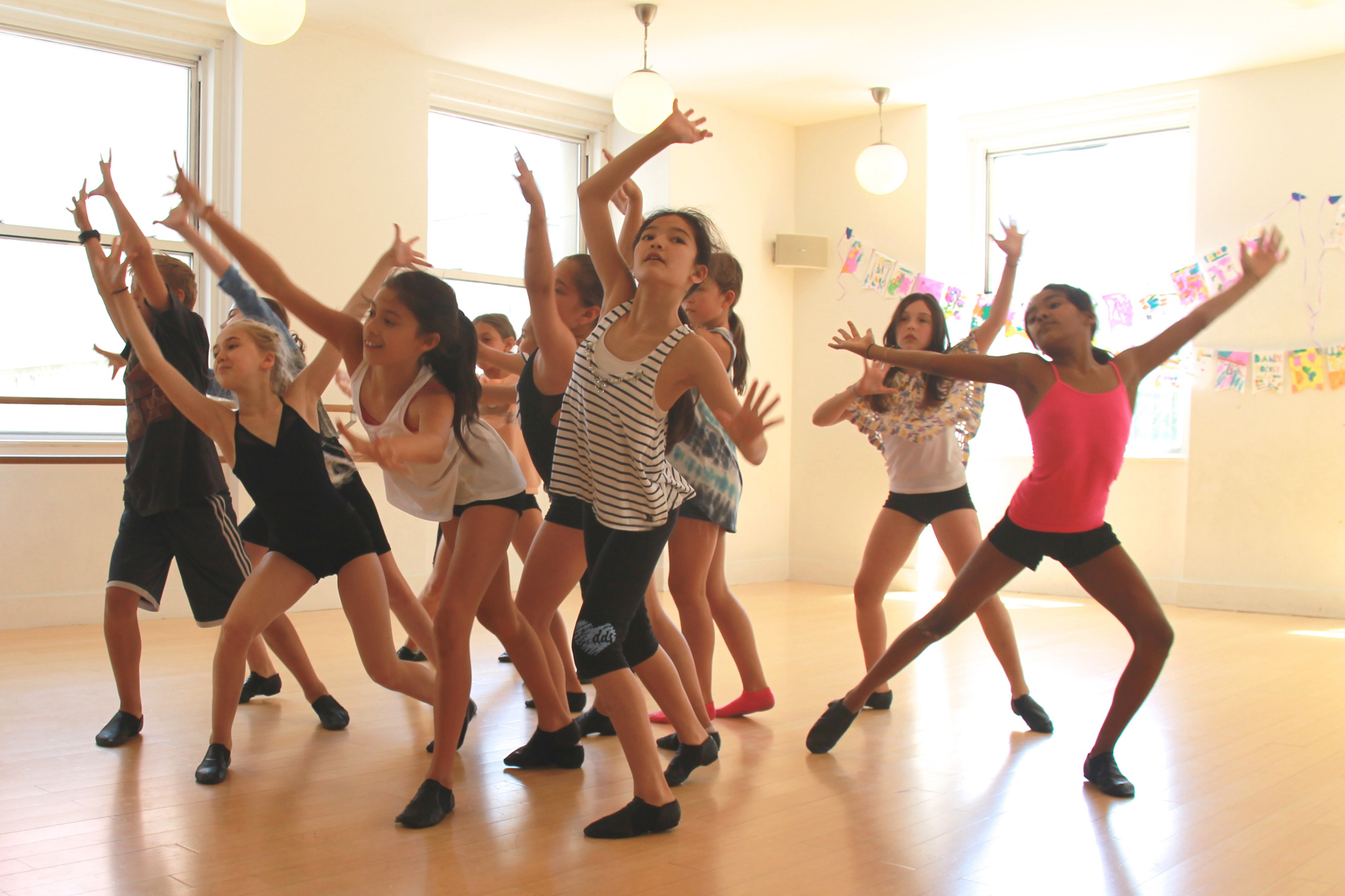 Performing arts camps for kids