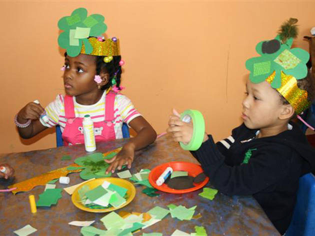 St. Patrick's Day at Brooklyn Children's Museum