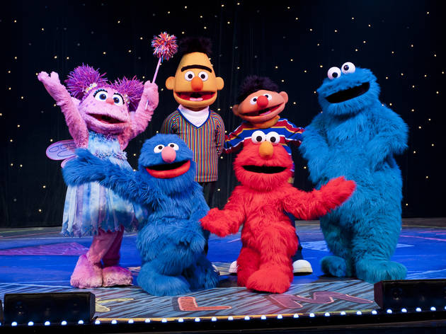 Sesame Street Live tickets are now on sale!