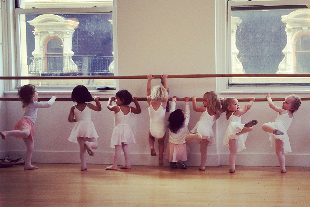 Dance classes for kids in NYC
