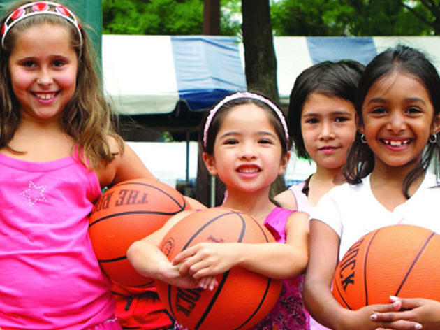 Youth fitness classes for sporty kids in New York City