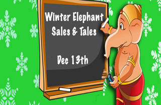 Winter Elephant Sales and Tales
