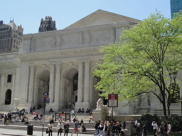 New York Public Library, Grand Central Branch
