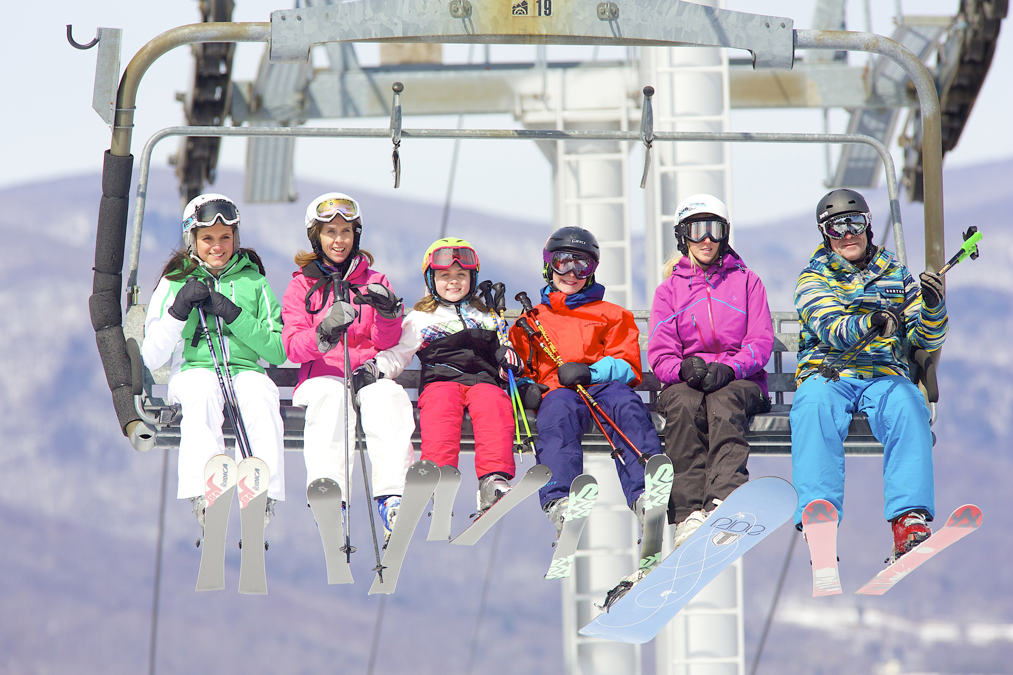 The best family ski resorts near NYC