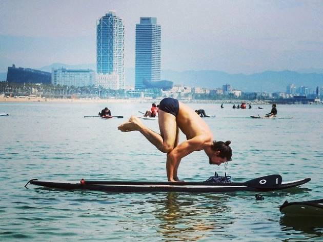 ioga, pilates, surf, SUP