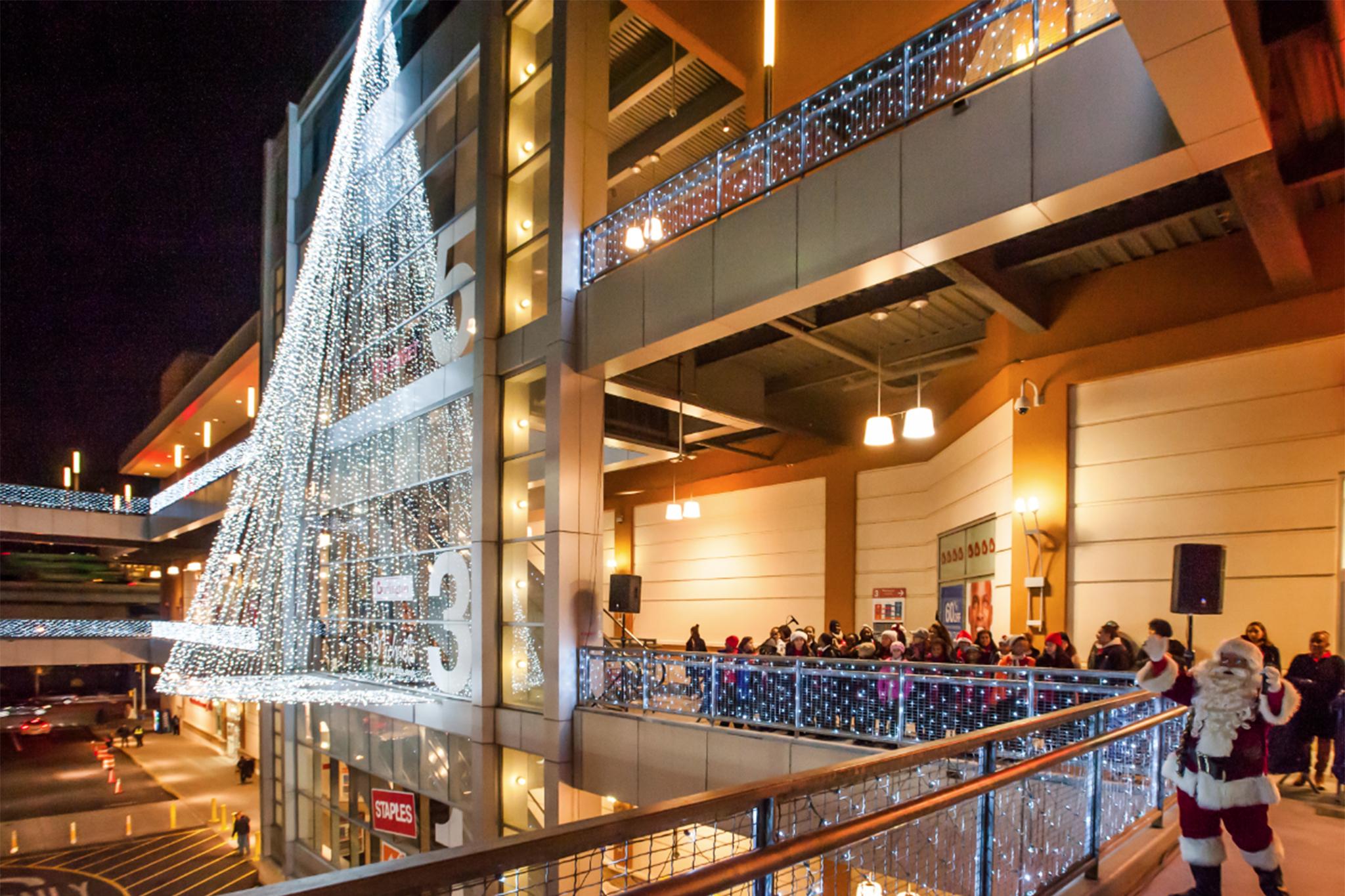 Christmas Tree Lighting In Rockefeller Center