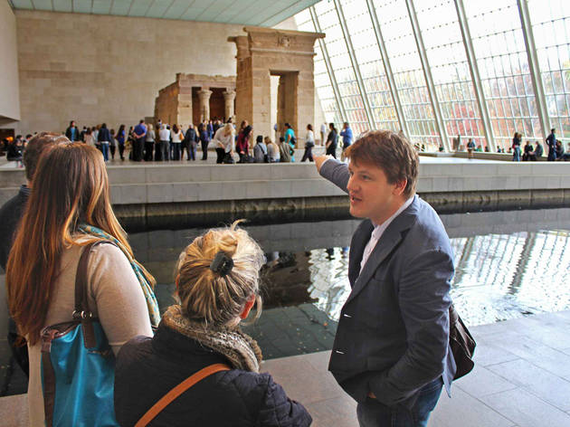 Family Tours at The Met
