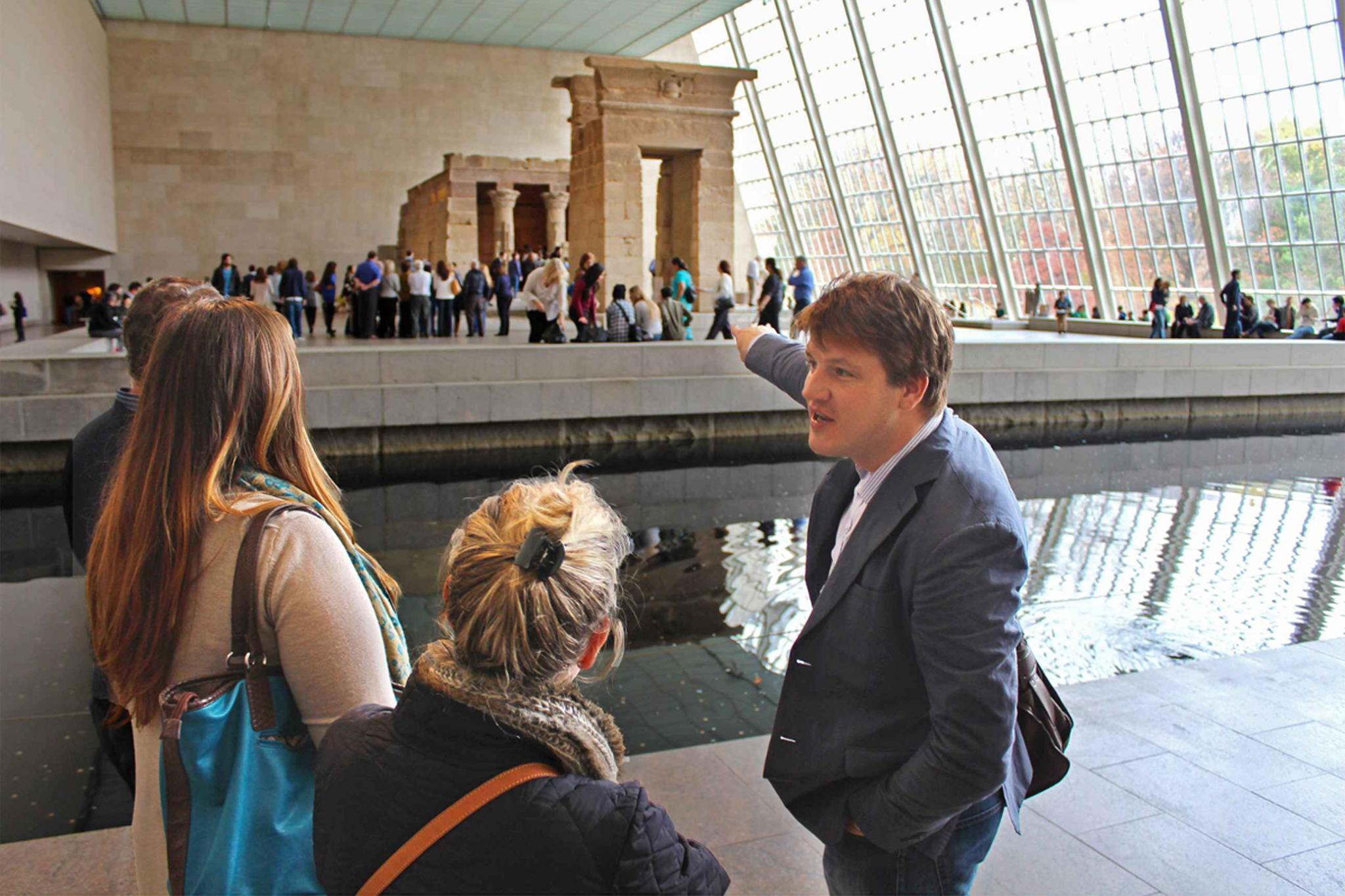 Explore galleries at The Met