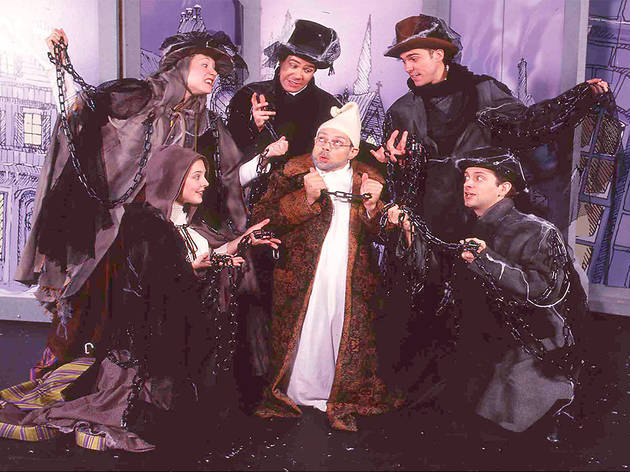 BMCC Tribeca Performing Arts Center presents A Christmas Carol