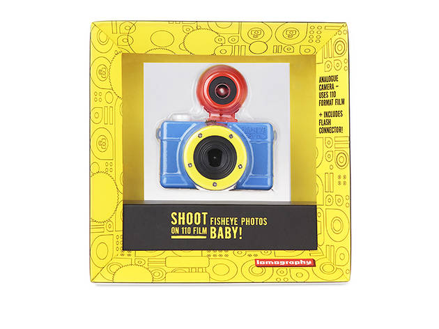 (Photograph: Courtesy Lomography)