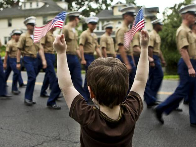 Memorial Day for kids in New York City