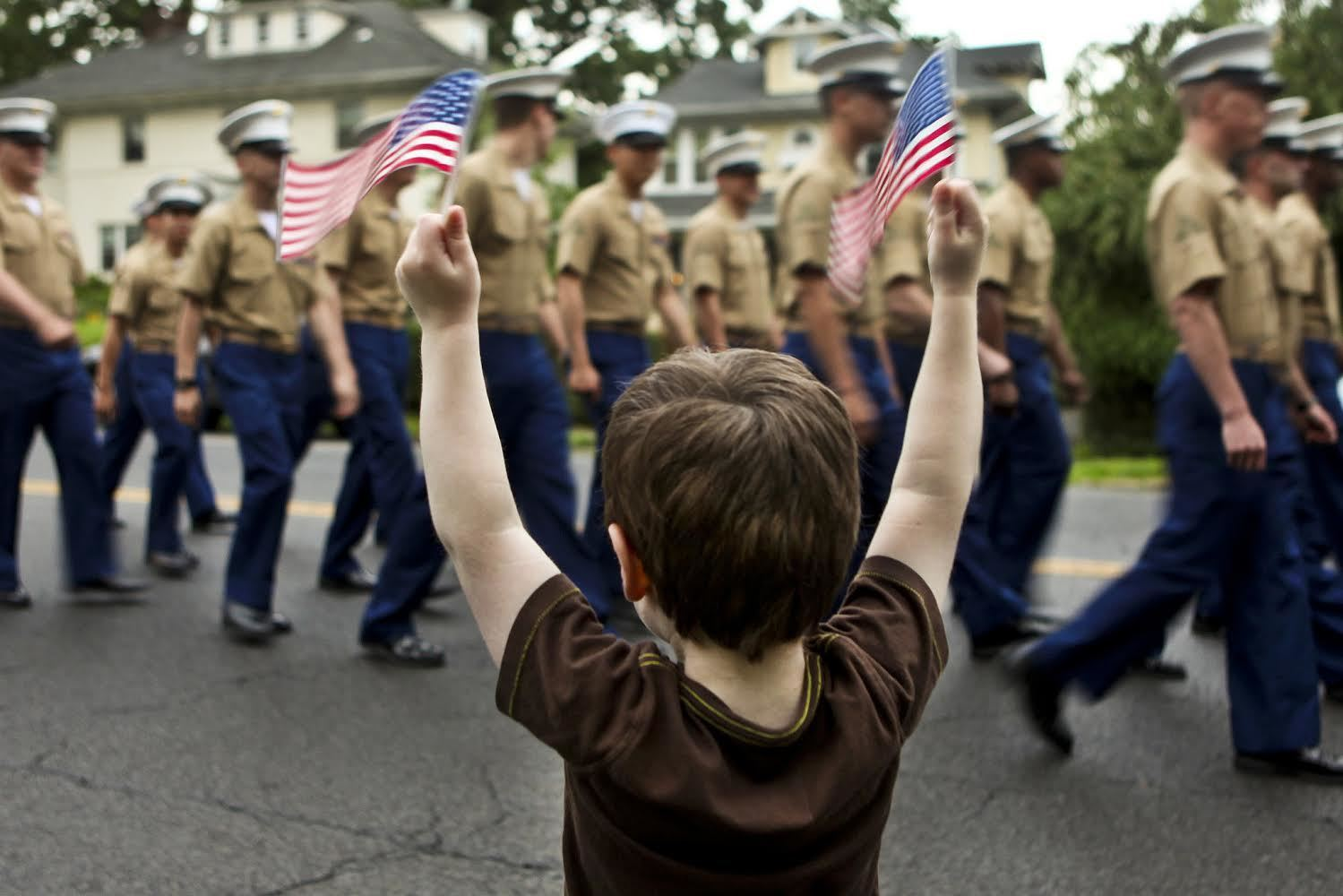 Memorial Day events for kids and families