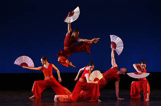Nai-Ni Chen Dance Company presents a Lunar New Year Celebration