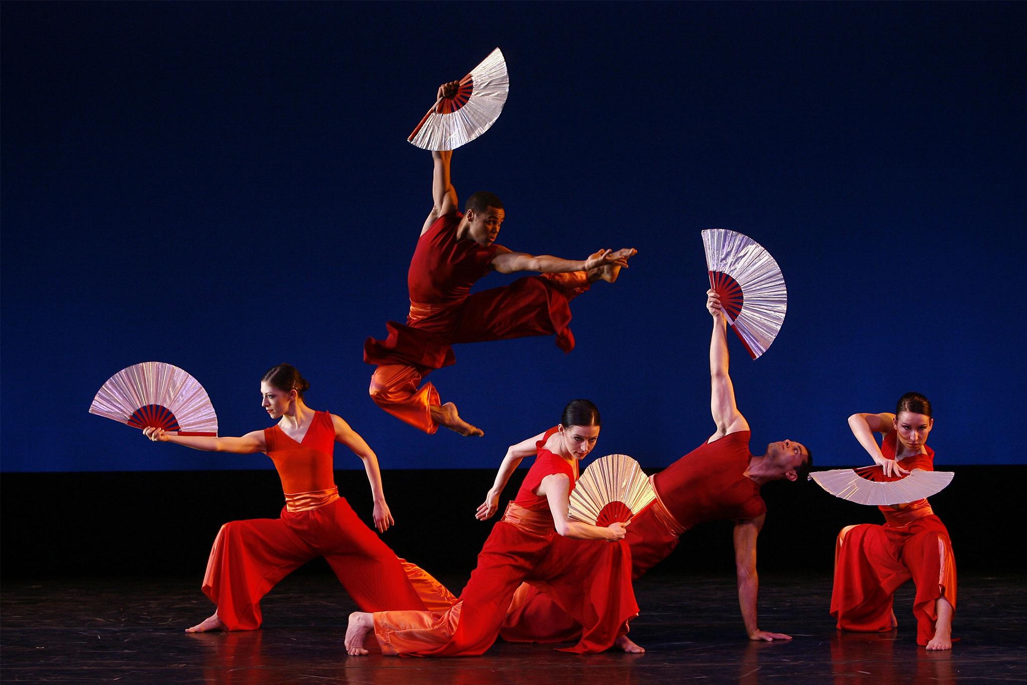 Nai-Ni Chen Dance Company presents a Lunar New Year Celebration