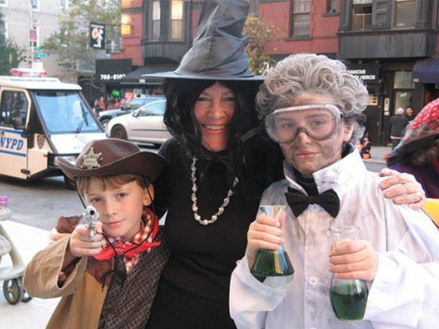Park Slope Halloween Parade