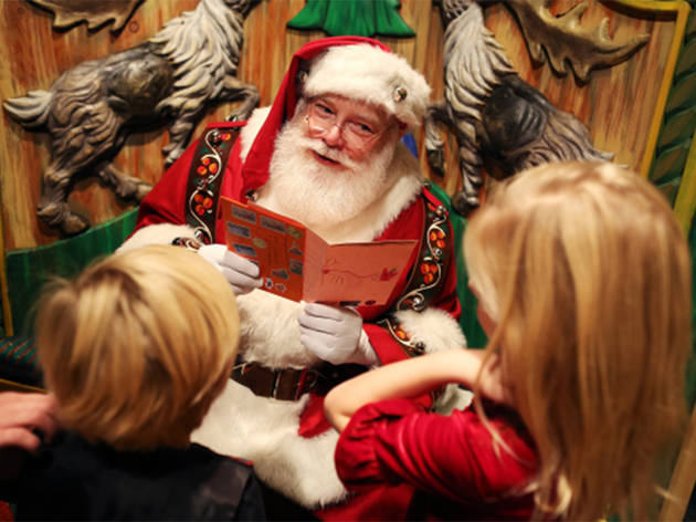 there are plenty of great places to take pictures with santaeven some super famous spots like - Pictures With Santa Claus