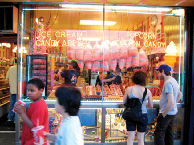 Candy stores for NYC kids