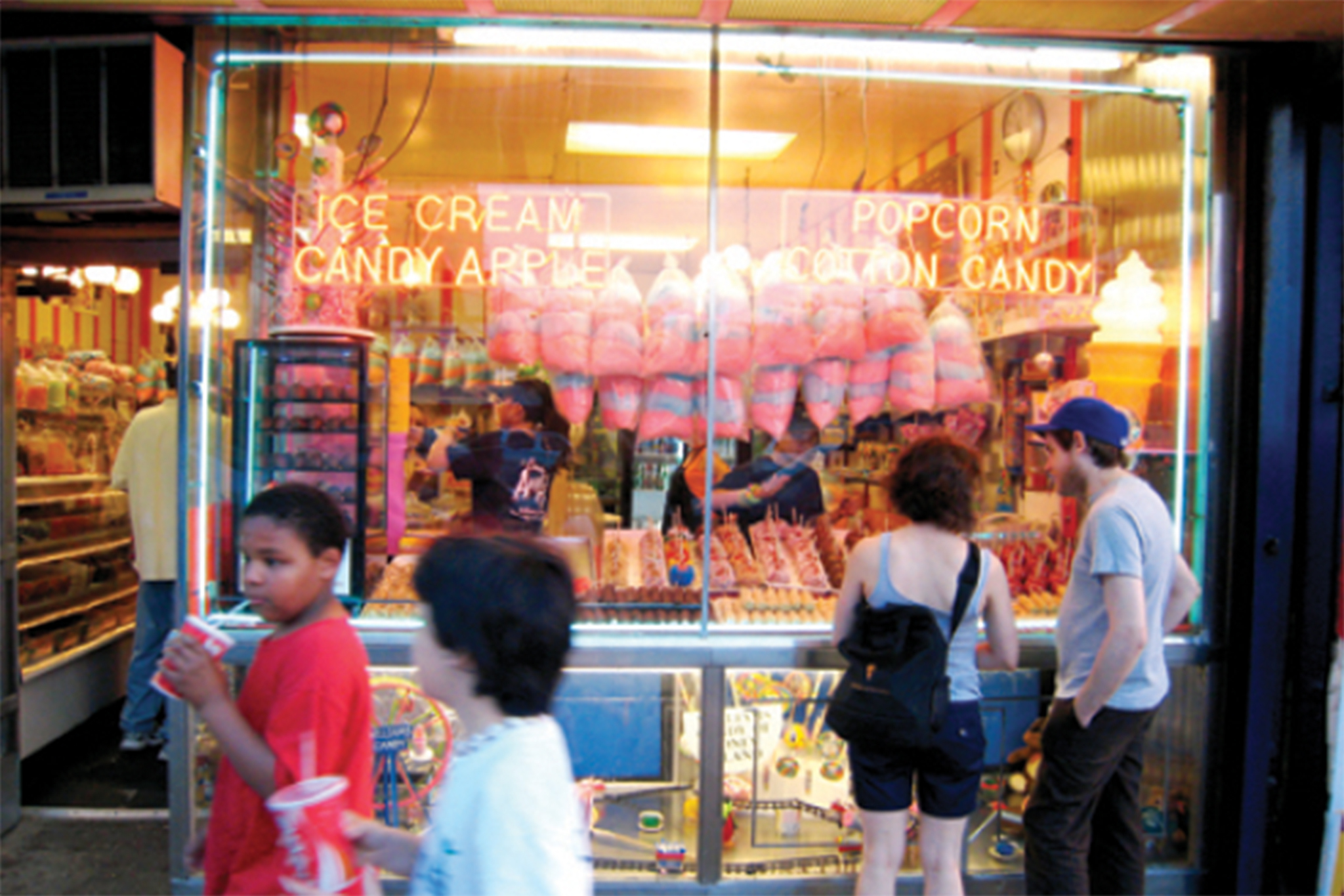 Candy stores for kids in NYC