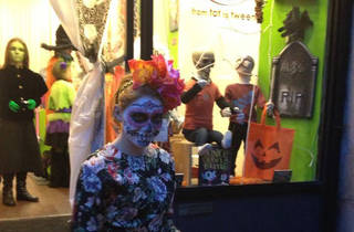 Trick or Treat at Torly Kid