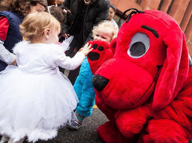 Greenwich Village Children's Halloween Parade