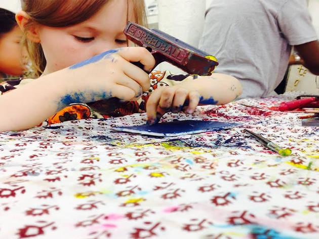 Textile Arts Center Mini Camp