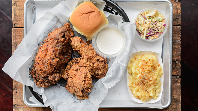 Best BBQ and Southern family restaurants in NYC