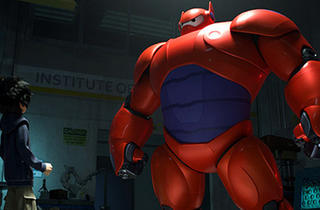 Big Hero 6 at CMOM