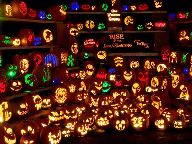 Rise Of The Jack Olanterns Things To Do In Los Angeles