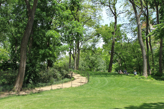 Hiking trails for families in NYC