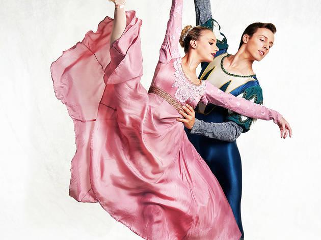 Dances Patrelle's Romeo & Juliet