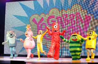 Yo Gabba Gabba! Live!: Music Is Awesome!