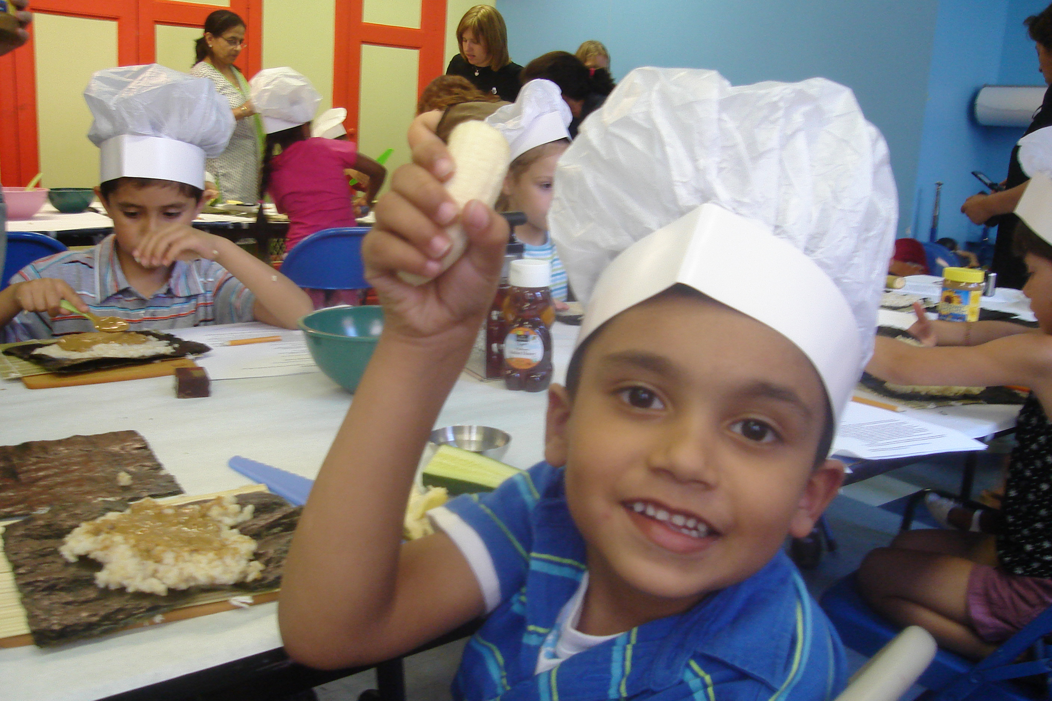 Tackle back-to-school crafts and cooking demos at CMOM