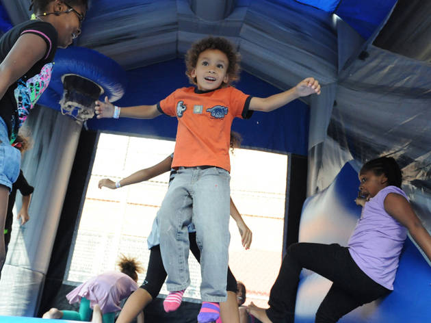 PS9's Bounce Back to School Carnival