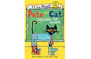 Pete the Cat at the Strand