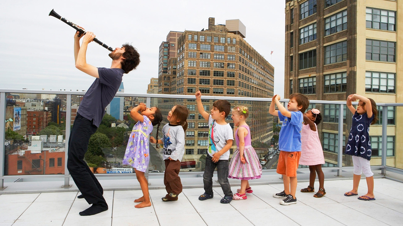 Family Concert Series at the Jewish Museum