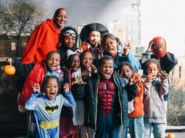 Halloween festivals for NYC kids