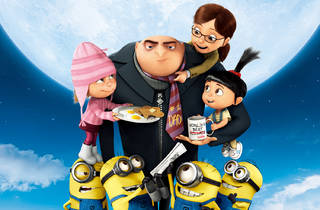NYC Parks Summer Movie Series: Despicable Me 2