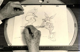 """What's Up, Doc? The Animation Art of Chuck Jones"""