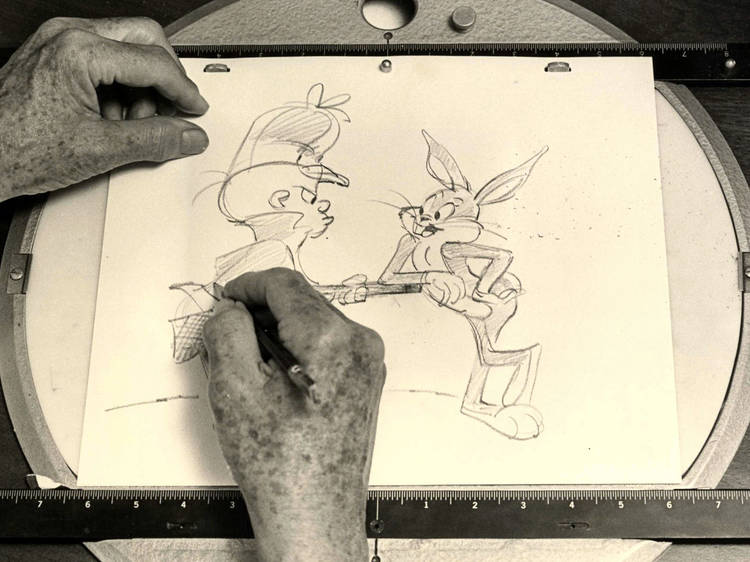 """Check out """"What's Up, Doc? The Animation Art of Chuck Jones"""""""