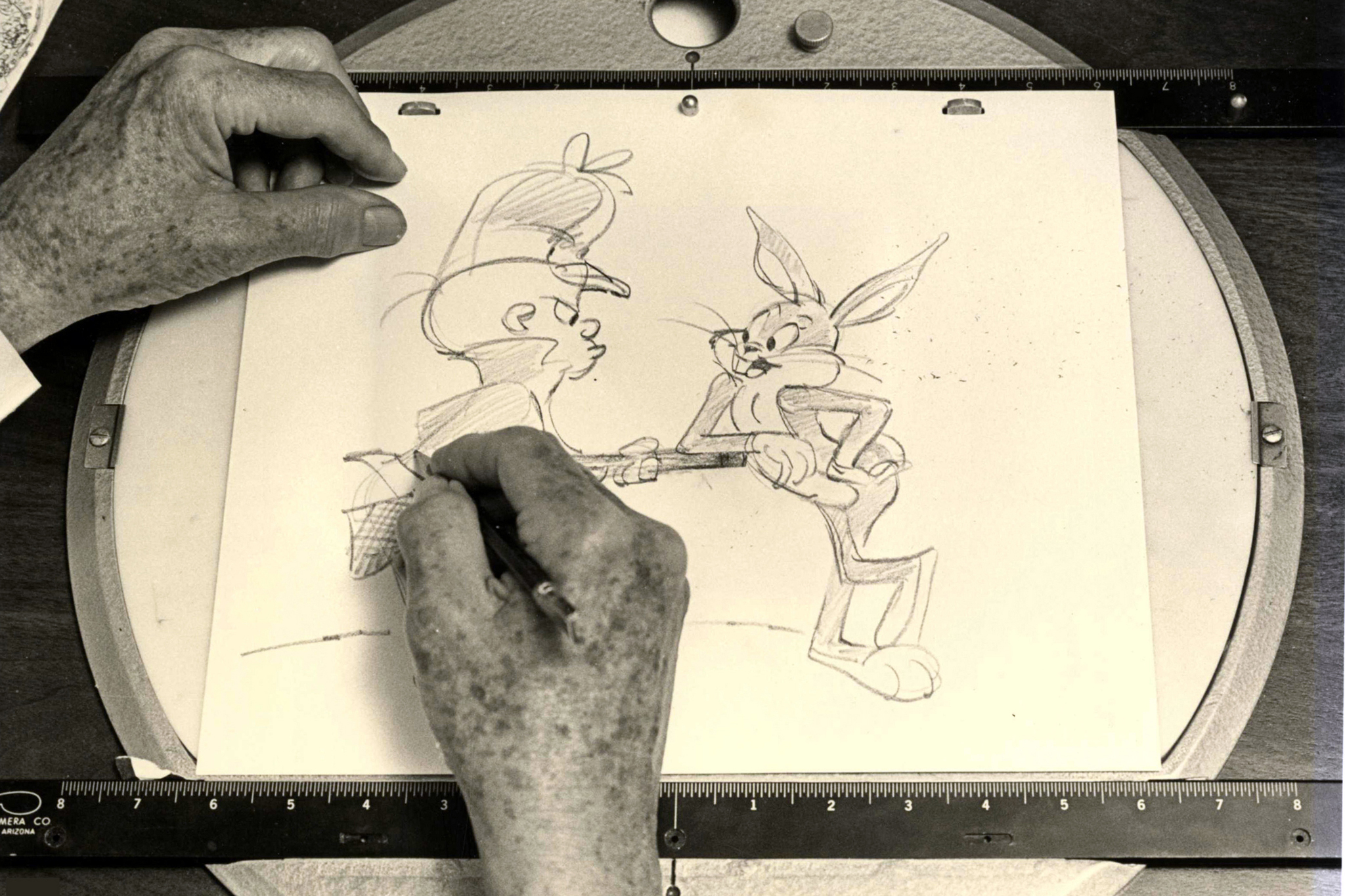 "Check out ""What's Up, Doc? The Animation Art of Chuck Jones"""